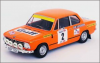 【トロフュー】 1/43 BMW 2002 ti  1972年TAPラリー  #2  L. Asterhag / C. Bilstam [RRal97]