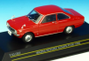 ◆【ファースト43】 1/43 マツダ ロータリークーペ R100 ファミリア 1968 レッド [F43-097]
