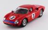 【ベスト】  1/43 フェラーリ 250 LM サーファーズ パラダイス 12時間 1966 #3 J.Stewart [BEST9661]
