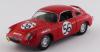 【ベスト】 1/43 フィアット アバルト 700S ル・マン24時間 1961 #56 Bassi/Rigamonti  [BEST9759]