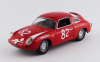 【ベスト】 1/43 フィアット アバルト 850 ザガート ニュルブルクリンク500km 1960 #82 Castelina/Vinatier 優勝車 [BEST9669]