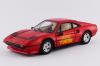 【ベスト】 1/43 フェラーリ 208 GTB TURBO 1980 レッド  [BEST9678]
