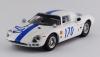 【ベスト】 1/43 フェラーリ 250 LM タルガ フローリオ 1966 #170 Swanson/Ennis  [BEST9676]