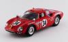 【ベスト】 1/43 フェラーリ 250 LM デイトナ24時間 1968 #34 Gunn/Ortega/Merello クラスS優勝車 [BEST9668]