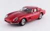 【ベスト】 1/43 フェラーリ 275 GTB/4 レッドメタリック [BEST9663]