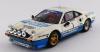 【ベスト】 1/43 フェラーリ 308 GTB Crit?rium Luis de Baviera 1984 #1 Zanini/Autet 優勝車  [BEST9761]