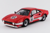 【ベスト】 1/43 フェラーリ 308 GTB LM ベネルクス ゾルダーレース 1976  #81 M. Dantinne  [BEST9679]
