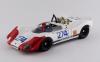 【ベスト】 1/43 ポルシェ 908-02 タルガ フローリオ 1969 #274 Stommelen/Herrmann RR:3rd [BEST9670]