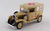 【リオ】  1/43 フィアット バリラ 救護車両 アフリカ 1935 [RIO4594]