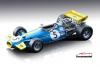 <img class='new_mark_img1' src='https://img.shop-pro.jp/img/new/icons15.gif' style='border:none;display:inline;margin:0px;padding:0px;width:auto;' />(予約)【テクノモデル】  1/18 ブラバム BT33 モナコGP 1970 #5  Jack Brabham [TM18-162B]