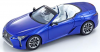■【京商】 1/43 レクサス LC500 コンバーチブル (ストラクチュアルブルー) [KS03902BL]