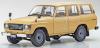 ■【京商】 1/18 トヨタ ランドクルーザー 60 (トラディショナルベージュ) ■再生産[KS08956BE]