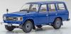 ■【京商】 1/18 トヨタ ランドクルーザー 60 (フィールライクブルー) ■再生産[KS08956BL]