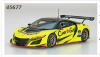 【エブロ】◆ 1/43 CARGUY Racing NSX GT3 SUZUKA 10 HOURS 2018 【レジン】 No.777[45677]