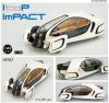 【エブロ】◆ 1/43 I to P Impact Concept car 【レジン】 ホワイト[45702]