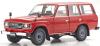 ■【京商】 1/18 トヨタ ランドクルーザー 60 (レッド) [KS08956R]