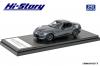 【ハイストーリー】 1/43 マツダ ロードスター RF RS (2020) ポリメタルグレーメタリック  [HS255PG]
