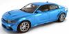 【GTスピリット】 1/18 ダッジ チャージャー SRT ヘルキャット ワイドボディ  デイトナ 50th アニバーサリーエディション (ブルー) [GTS031US]
