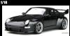 ■【GTスピリット】 1/18 ガンサーワークス 400R(ブラック) 国内限定数:250個 [GTS028KJ]