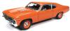 ■【アメリカンマッスル】 1/18 1970 シェビー ノヴァ SS 396 ハガーオレンジ [AMM1226]