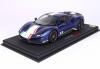 <img class='new_mark_img1' src='https://img.shop-pro.jp/img/new/icons15.gif' style='border:none;display:inline;margin:0px;padding:0px;width:auto;' />(予約)【BBR】  1/18 Ferrari 488 Pista Piloti Ferrari  Matt ABU DHABI BLU ケース無[P18160F]