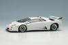 【アイドロン】 1/43 ランボルギーニ・ディアブロ SE30 JOTA PO.02 1995 ホワイト[EM375A]