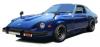 <img class='new_mark_img1' src='https://img.shop-pro.jp/img/new/icons15.gif' style='border:none;display:inline;margin:0px;padding:0px;width:auto;' />(予約)【イグニッションモデル】 1/18 日産 フェアレディ Z (S130) Blue Metallic  ★生産予定数:120pcs [IG1967]