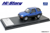 【ハイストーリー】  1/43 トヨタ RAV4 J (1994)  ブライトブルーメタリック [HS306BL]