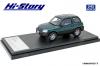 【ハイストーリー】  1/43 トヨタ RAV4 J (1994)  ダークグリーンマイカメタリック [HS306GR]