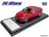 【ハイストーリー】  1/43 日産 SKYLINE GT Type SP (2020)  カーマインレッド [HS325RE]