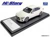 【ハイストーリー】  1/43 日産 SKYLINE GT Type SP (2020)  ブリリアントホワイトパール [HS325WH]