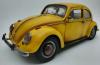 <img class='new_mark_img1' src='https://img.shop-pro.jp/img/new/icons34.gif' style='border:none;display:inline;margin:0px;padding:0px;width:auto;' />★SALE!【サンスター】 1/12 VW ビートル サルーン 61 Bee イエロー 古錆バージョン[5219]