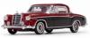 <img class='new_mark_img1' src='https://img.shop-pro.jp/img/new/icons34.gif' style='border:none;display:inline;margin:0px;padding:0px;width:auto;' />★SALE!【ビテス】 1/43 メルセデス・ベンツ 220 SE クーペ 58 58  レッド/ブラック[28667]