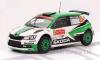 <img class='new_mark_img1' src='https://img.shop-pro.jp/img/new/icons34.gif' style='border:none;display:inline;margin:0px;padding:0px;width:auto;' />★SALE!【イクソ】 1/43 シュコダ Fabia R5 2017 Rallye Portugal #32 Skoda  Rallye WM P.Tidemand [RAM657]