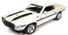 ■【アメリカンマッスル】 1/18 1970 シェルビー GT-500 ウィンブルドンホワイト [AMM1229]