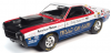 ■【アメリカンマッスル】 1/18 1969 AMC AMX S/S ドラッグ-オン レディー MCACNレジェンド・オブ・ザ・クォーター マイル [AW267]