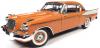 ■【アメリカンマッスル】 1/18 1957 スチュードベーカー ゴールデン ホーク カッパー/ホワイト [AW270]