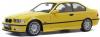 ■【ソリド】 1/18 BMW E36 クーペ M3 (イエロー) [S1803902]