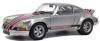 ■【ソリド】 1/18 ポルシェ 911 RSR バックデイティング アウトロー (シルバー) [S1801112]