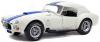 ■【ソリド】 1/18 AC コブラ 427 Mk.II 1965 (ホワイト) [S1804906]