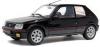 ■【ソリド】 1/18 プジョー 205 GTI 1.9L Mk.II 1990 (ブラック) [S1801707]