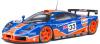 ■【ソリド】 18 マクラーレン F1 GTR ル・マン 24h 1996 (ガルフ) [S1804101]