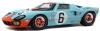 ■【ソリド】 18 フォード GT40 Mk1 ル・マン ウィナー 1969 (ガルフ) [S1803003]