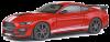 ■【ソリド】 1/18 フォード シェルビー GT500 ファーストトラック (レッド) [S1805903]