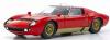 【京商】 1/18 ランボルギーニ ミウラ P400S (レッド) ■再生産[KS08316R]