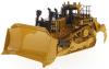 ■【ダイキャストマスター】 1/50 Cat D11 フュージョン トラック タイプ トラクター [DM85604H]