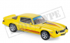 ◆【ノレブ】 1/43 シボレー カマロ Z28 1980メタリックイエロー/レッドストライプ [900017]
