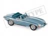 ◆【ノレブ】 1/43 ジャガー E-Type カブリオレ 1961 メタリックブルー [270064]