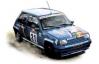 ◆【ノレブ】 1/18 ルノー Super 5 GT ターボ1990年ツール・ド・コルス #21 Cirindini/Balesi [185217]