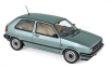 ◆【ノレブ】 1/18 VW  ゴルフ CL 1987 メタリックライトグリーン [188553]